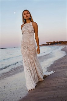 The Bride Lab | Adelaide Bridal Boutique | Lace Gown