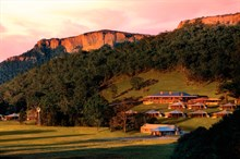 Best for Families Winner: Emirates Wolgan Valley, Australia