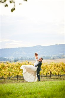 R Weddings | Yarra Valley Wedding | Yering Station Vineyards