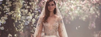 Once Upon A Dream: Paolo Sebastian's Disney-Inspired Couture Collection