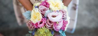 Flower Trends: Bright Blooms