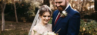 SA Wedding Of The Year 2017: Autumnal Botanicals