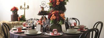 Styled Shoot: Autumn at Home