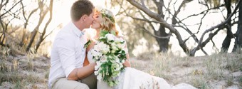 Queensland Wedding of the Year: Seaside Romance