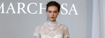 Marchesa Spring 2015 Bridal Collection