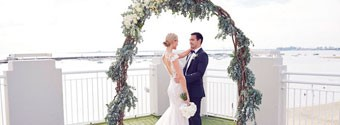 Real Wedding: Sarah & Hugo's Seaside Romance
