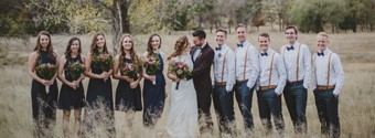Canberra Wedding of the Year: Rustic Homestead Wedding