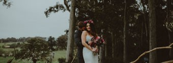Real Wedding: Olivia & Glenn's Silos Estate Winery Wedding