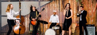 The Hip Stars Band | Wedding Band