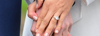 Jaw-Dropping Celebrity Engagement Rings