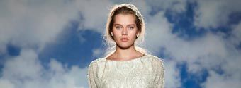 Jenny Packham Spring 2015 Collection