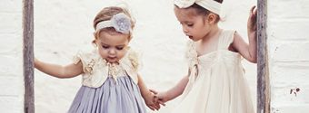 Children's Clothing By Pink and Grey