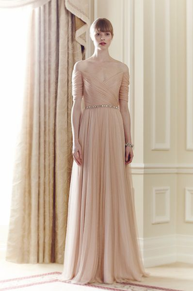 Dress by Jenny Packham