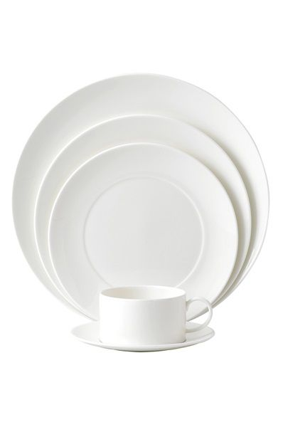 Ashlar Tableware Coupe 5 Piece Place Setting