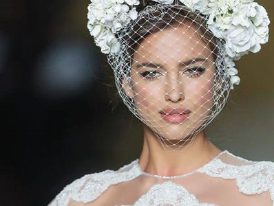 Headpiece by Pronovias