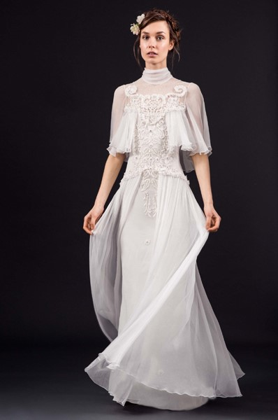 Gown by Temperley London
