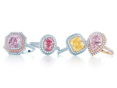 Rings by Tiffany & Co.