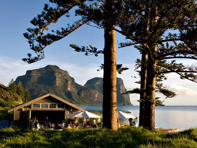Pinetrees, Lord Howe Island, NSW