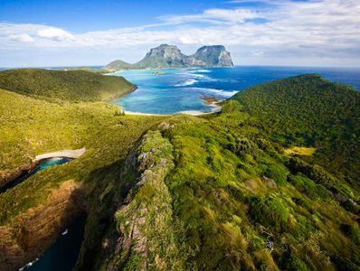 Mt Eliza, Lord Howe Island, NSW