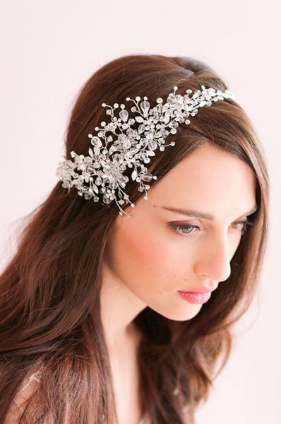Headpiece by Twigs & Honey