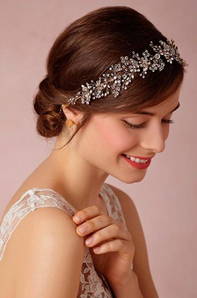 Headpiece by BHLDN