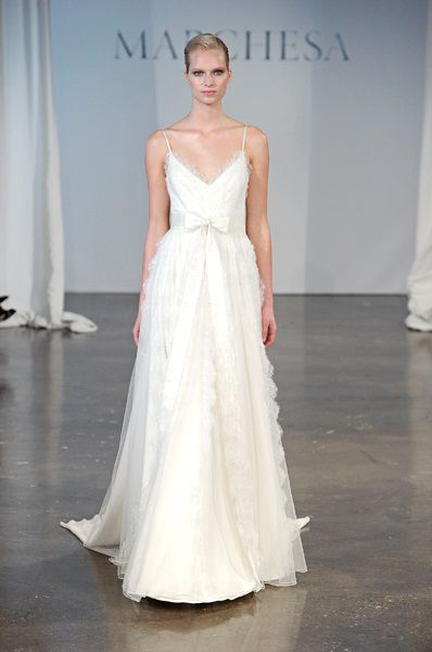 Gown by Marchesa