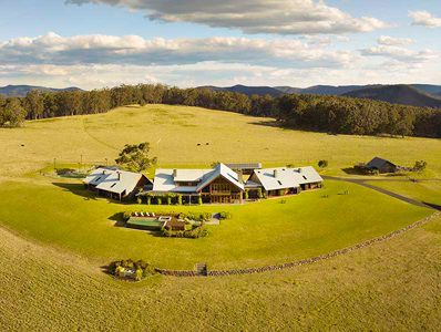 Spicers Peak Lodge, Scenic Rim, QLD