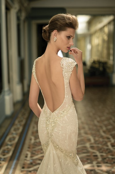 Gown by Berta Bridal