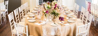 Reception Styling From Real Weddings