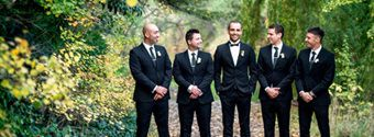 Stylish Grooms & Groomsmen