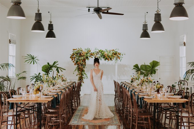 Loyal Hope | Wedding Venue | Art Deco Styling