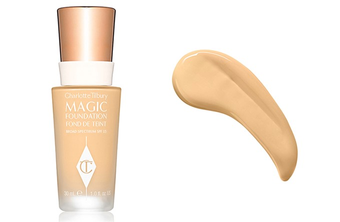 Kim Kardashian loves Magic Foundation