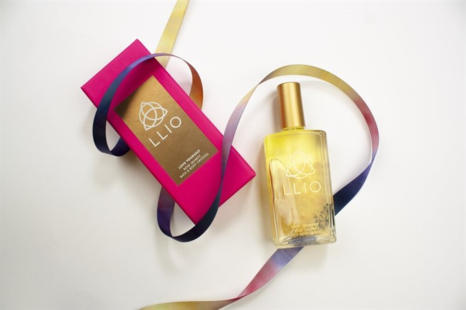 LLIO LOVE YOURSELF Bath & Body Oil