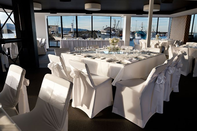 Waterfront Wedding Venues - View, Ambiance, Seafood by Harbourfront Restaurant