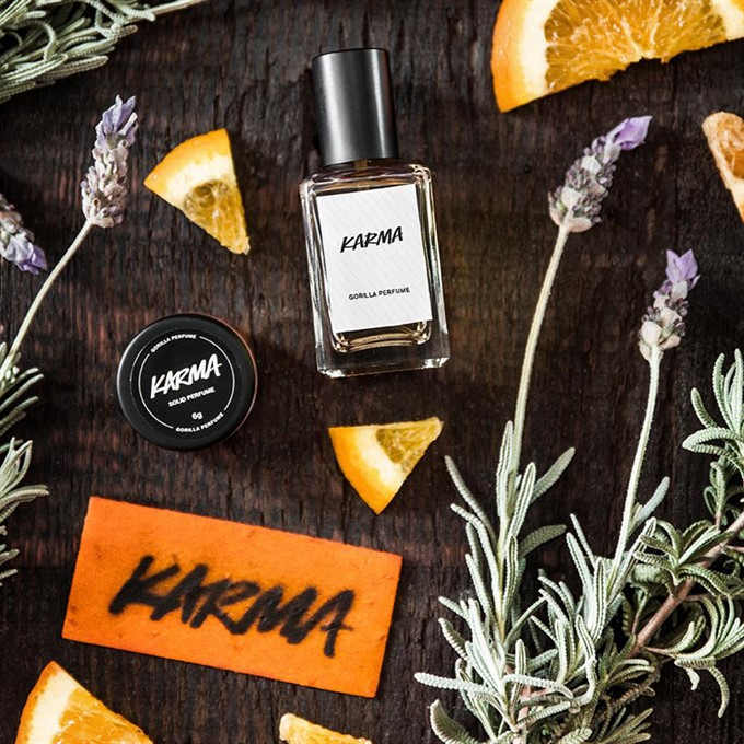 Finding Your Wedding Day Perfume Is Easy With LUSH Fragrances | Wedding Perfume | Orange Perfume