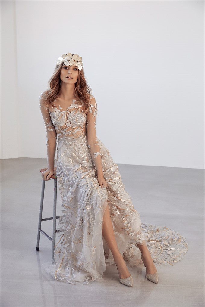 UTOPIA Collection | Suzanne Harward | Couture Wedding Gown | Phoenix Gown