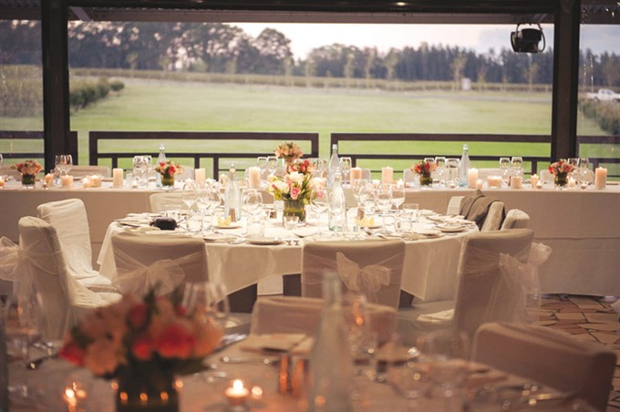 Weddings At Peterson House Hunter Valley