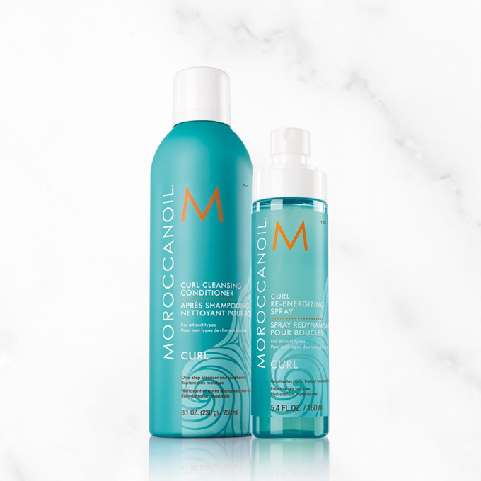 Wedding Hair Goals Made Easy With Moroccanoil | Hair | Curl Re-energizing Spray