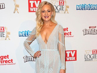 Wedding Dress Ideas, Bridesmaid's Looks & Bridal Beauty From 2015 TV Week Logie Awards