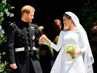 The Royal Wedding: Meghan Markle & Prince Harry