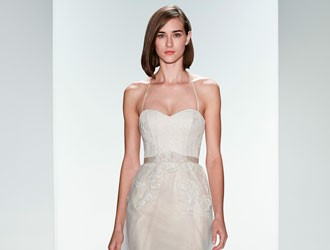 Christos Fall 2015 Bridal Collection