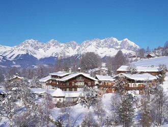 5 Most Romantic Ski Hotels In The World