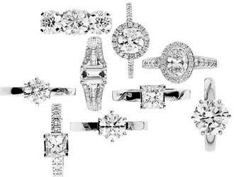Timeless Elegance & Unique Style: Jan Logan Engagement Rings