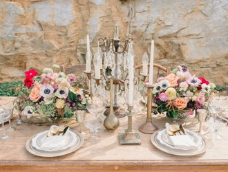 Vintage Patina's Bohemian Glam Styled Shoot