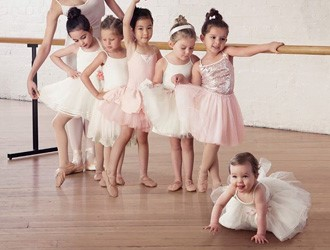 Collette Dinnigan's Ballet-Inspired Childrenswear Collection For Target