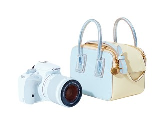 Travel Essentials For Your Honeymoon: Stella McCartney Limited Edition Canon EOS 100D