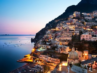 Romantic Honeymoons on the Amalfi Coast, Italy