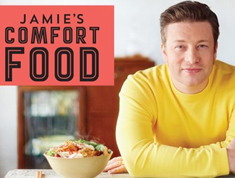 New Book from Celebrity Chef Jamie Oliver: Jamie's Comfort Food