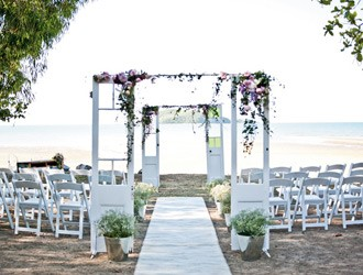 Styling Outdoor Wedding Spaces