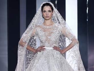 Ralph & Russo 2014/2015 Autumn/Winter Couture Collection